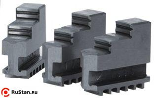 Сырые кулачки для токарного патрона Optimum Camlock CS3C ø 250 мм D1-4